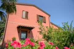 Il Punto Magico Bed And Breakfast Offagna Esterno